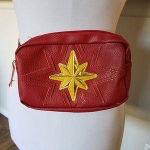 Handbags - 2/$20 🌟 Captain Marvel Kid's Fanny Pack OS